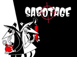 Spies - Sabotage