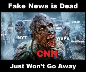 Fake News Zombies