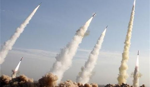 Iran Challenging Trump Administration With Ballistic Missile Firing