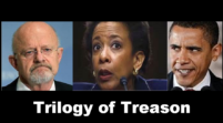 Obama Treachery: His Shadow Government Behind Intelligence Leaks