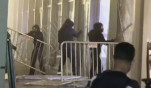 antifa Berkeley Riots