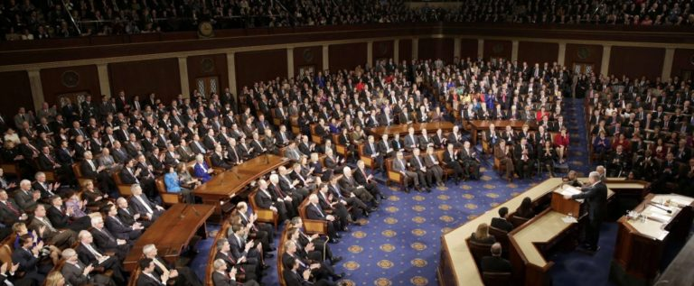 President Trump's 1st Congressional Address