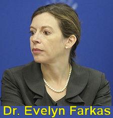 Dr Evelyn Farkas