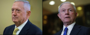 James Mattis - Jeff Sessions