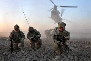 NATO Military Ground Support