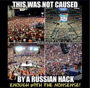 Russian Hack Nonsense