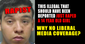 Illegal Alien Rape Suppressed By Media