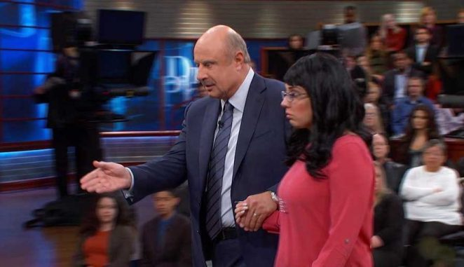 Dr Phil Under Assault for Exposing Sex Trafficking Elites
