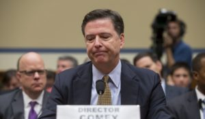James Comey Testifies before Congress