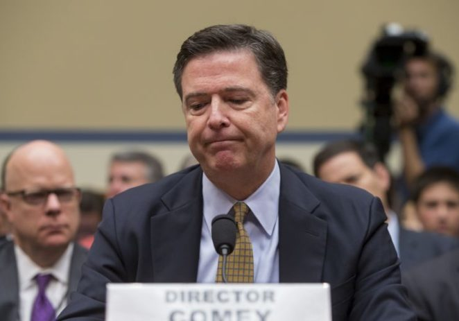 Get a Good Whiff of FBI Director Comey