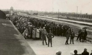 Jews on Route to Death Camps