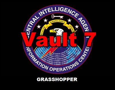 WikiLeaks Vault 7: Grasshopper Framework Customizes Malware for MS Windows