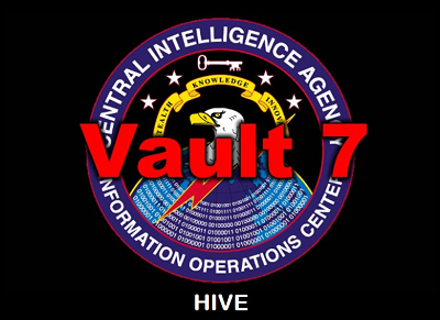 WikiLeaks Releases HIVE, CIA Virus Control System