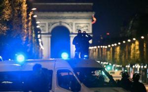Champs Elysees Kalashnikov Attack