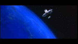 GoldenEye Satellite EMP Weapon