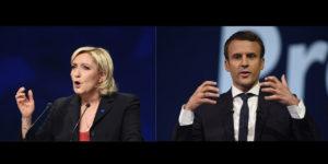 LePen-Macron