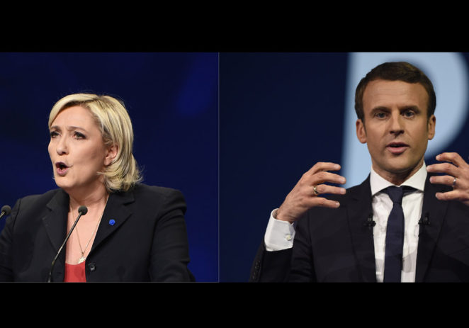 France Election: Fake Polls, Fake News and Fraud