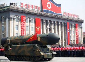 NK Gamechanger Missile