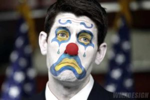 Paul Ryan Clown