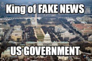 USGovt King of Fake News