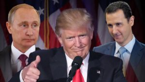 Putin-Trump-Assad