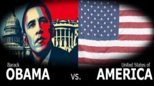 Scandal Obama versus America