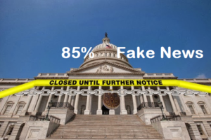Government Shutdown Fake News