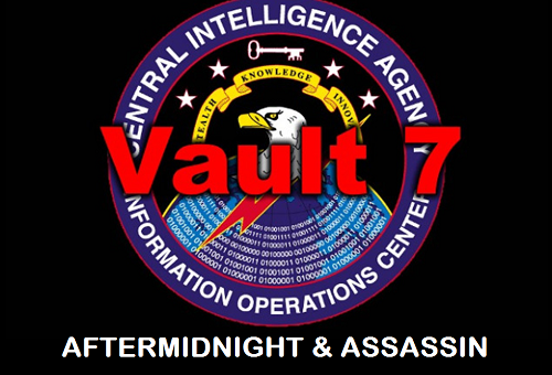 WikiLeaks Releases CIA Vault 7 AFTERMIDNIGHT & ASSASSIN