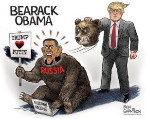 Obama Russia Hacks