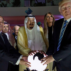 The Glowing Orb in Saudi Arabia