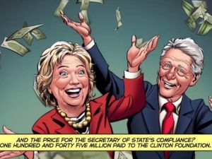 Clinton Pay to Play