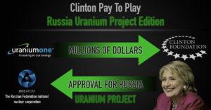 Clinton Russia Uranium Scandal