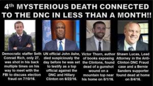 DNC Deaths