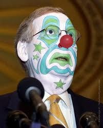 Mitch McConnell Clown