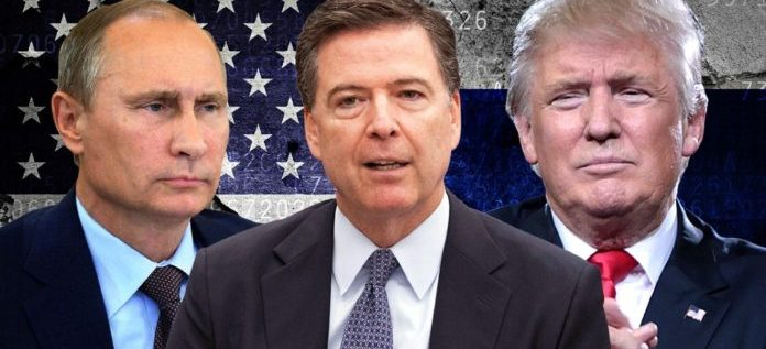 Criminal Coup Conspirator James Comey