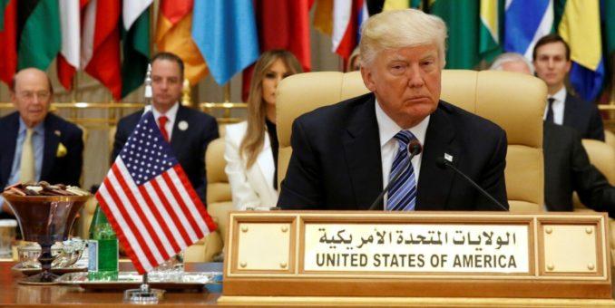 No Apology Tour for President Trump