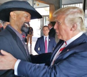 Sheriff David Clark-Trump