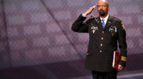 Sheriff David Clarke Not on Trump's Short List?
