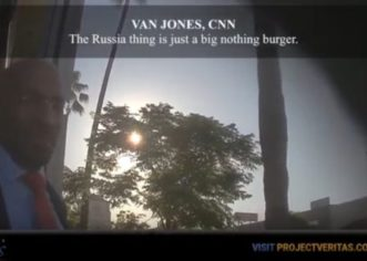 American Pravda CNN Part 2: Russian Story a 'Nothing Burger' Says Van Jones