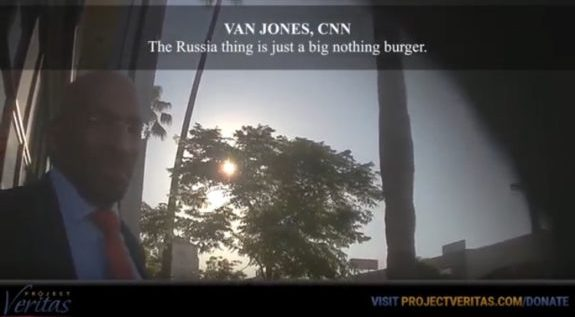 American Pravda CNN Part 2: Russian Story a 'Nothing Burger' Says Van Jones