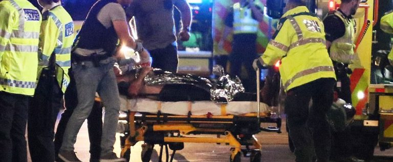 More Islamic Terror in UK: 7 Dead, 48 Injured