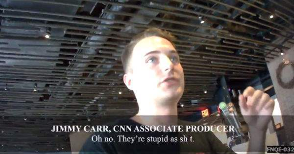 American Pravda: CNN, Part 3 Americans Stupid as $hit!