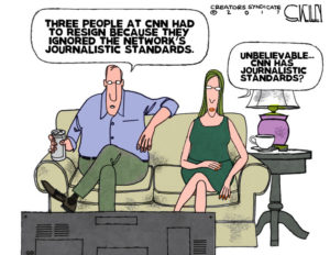 CNN Resignations