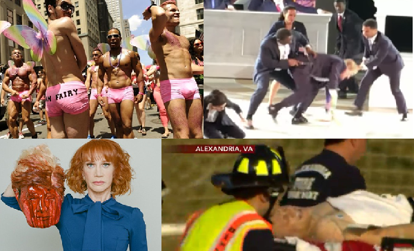 The Normalization of Deviancy, Perversion & Violence By The Political Left