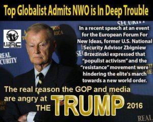 Globalist Defeat