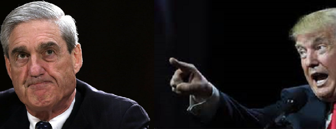 Robert Mueller … You're Fired!