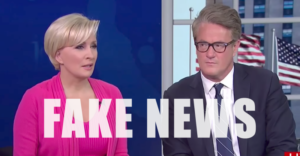 Morning Joe Fake News