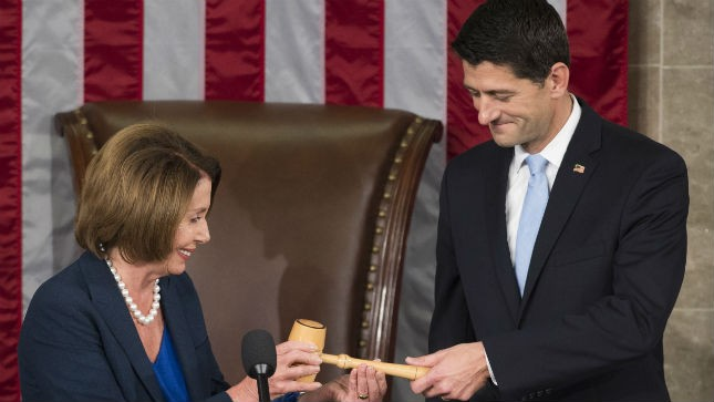 Knives Out For Pelosi; Let's Not Forget Ryan & McConnell