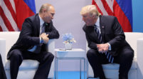 Putin and Trump G20 Meeting Only Real Story in Hamburg