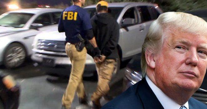 Pedophilia & Sex-Trafficking Arrests, Trump Tightens Noose, Media Blackout